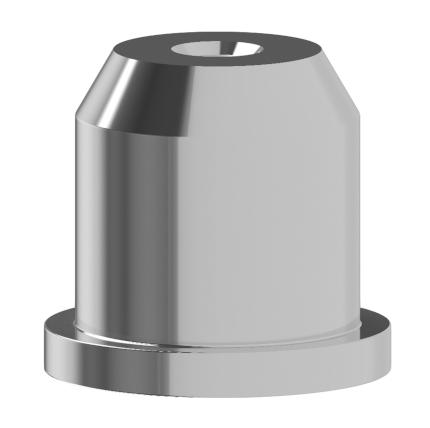 Ugelli Nebulizzazione: Ugello a Cono INOX Per Cerchioni